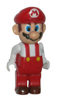 World of Nintendo Super Mario Bros. K'Nex Fire Mario Figure