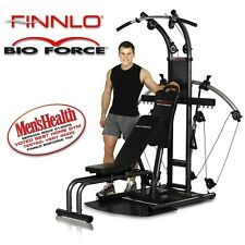 REVOLUTIONARY FINNLO BIO FORCE ULTIMATE MULTI-GYM, GERMAN BRAND, £1200 ON AMAZON