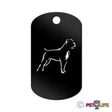 Cane Corso Engraved Keychain Gi Tag dog v2 Many Colors