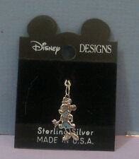 Disney Minnie Mouse Full Figure Sterling Silver Charm Pendant