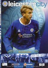 Everton Football Premiership Fixture Programmes (1992-2004)