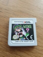 NINTENDO 2DS 3DS XL - Cartouche seule- Luigi's Mansion 2