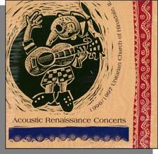 Acoustic Renaissance Concert 1996 Folk Sampler - New 17 Song CD! Chicago Area