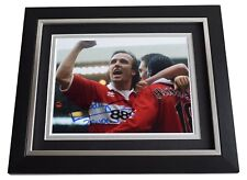 Bolo Zenden SIGNED 10x8 FRAMED Photo Autograph Display Middlesbrough AFTAL COA