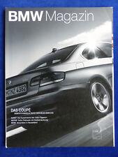 BMW Magazin 2/2006 - BMW 3er 335i Coupe xDrive Motorrad F800 S BMW-Sauber F1