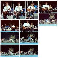 11 Praying Mantis colour concert photos - Reading 1980