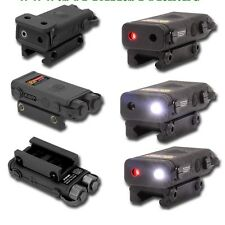 fma TB753 Peq10 Red Laser Black FMA Flashlight AnPeq Airsoft Softair peq 10 nero