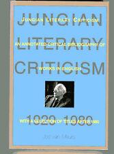 JOS VAN MEURS Jungian Literary Criticism Annoted Bibliography TradePB 1991 Jung