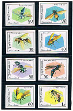 VIET NAM 1982 Bees and Wasps (Fauna) Imperf.