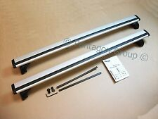 New Genuine Nissan Qashqai 2014- Cross Rails Roof Bars Carrier System KE7324E510
