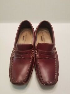 Rockport mens  walkability  truteck shoes size 8.5 regular brown muc toe pre own