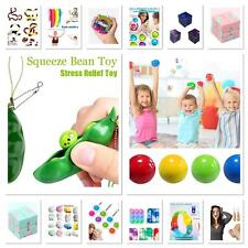 Sensory Infinity Cube Stress Fidget Toys Game Autism Anxiety Relief Kids Adult💕