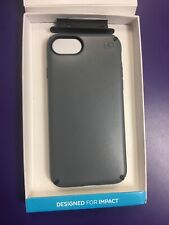 Speck Products 79986-5731 Presidio Cell Phone Case for iPhone 7, Graphite Gre...