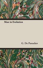Man in Evolution by G. De Purucker (2007, Paperback)