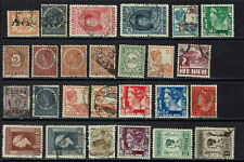 "Netherlands Indies ""small collection (x)fu - Java"" E985e"