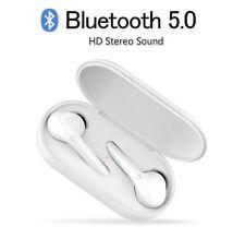 LOOKit Bluetooth 5.0 Kopfhörer Weiß für Samsung Galaxy Note10 note 10 + G5
