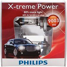 2x Philips 9003 H4 Super Extra Bright Upgrade Headlight Light Bulb 67W GERMANY