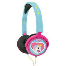 Lexibook HP017UNI Unicorn Stereo Headphones