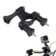 Cámara Orn Ciclo bici aluminio manillar montaje abrazadera de barra para GOPRO HERO 1//2//3//3