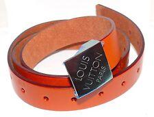 Louis Vuitton Men's Leather Belts