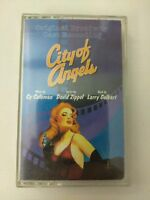 CITY OF ANGELS Original Broadway Recording CT46067 Cassette Tape