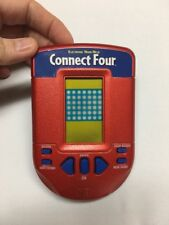 MB Connect Four 4 Year 2002 Handheld Electronic Game Pre-Owned