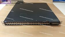 Juniper Networks ex4200-48px PoE + Gigabit Switch con 1 x ex-pwr3-930-ac