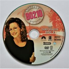 (ZERO SCRATCHES) BEVERLY HILLS 90210 - SEASON 3 DISC 2 REPLACEMENT DVD DISC ONLY
