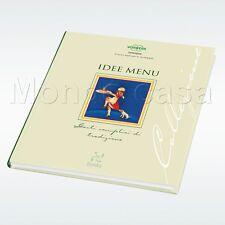 """Livre de cuisine Bimby TM31 Vorwerk """"Idées et Menù""""' nouveau original 84213"""