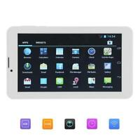 "7"" WIFI Android Tablet PC 4G+32G 3G Telefon Quad-Core Dual SIM IPS GPS Phablet"