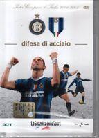 DVD=DIFESA D'ACCIAIO=INTER CAMPIONE.D'ITALIA 2006/07=VOLUME 6=SIGILLATO