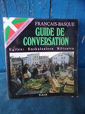 GUIDE DE CONVERSATION FRANCAIS-BASQUE