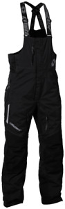 Castle X Polar Bib Black Sizes S-3XL + Short Snowmobile pant/bib