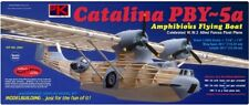 """Guillows 2004 PBY-5a Catalina 1:28 Scale Balsa Wood Kit 45.5"""" Wing Span 28.5"""" Lo"""