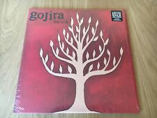 GOJIRA THE LINK LP GOLD LIMITED EDITION OF 1000 COPIES DEATH METAL