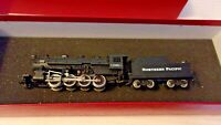 HO Scale Mantua Northern Pacific 0-8-0 Switcher Locomotive #1189, Red Box