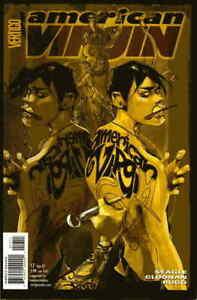Vertigo AMERICAN VIRGIN #17 Part 3 of 8 SEAGLE CLOONAN RUGG BANGKOK COMIC BOOK