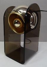 Mid Century Design Panton CREATEUR plexi or boule Lampe Boule Acrylique Lampe 70er