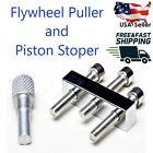 Flywheel Puller & Piston Stop tool for goped Zenoah Cy Baja Hpi Losi Rovan 5B 5T