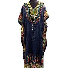 Casual Long Kaftan dress Maxi One Size Women Caftan Dress Gown Grey Night Dress