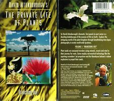 Private Life of Plants 1 Branching Out VHS Video Tape New David Attenborough