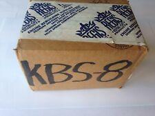 Regis KBS-8 Storm Vulcan Surface Grinding Segments  -G.P.  -8 Segments