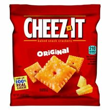 Cheez-It Original Baked Snack Crackers - 1.5 oz. bag, 48 per case