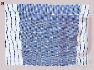 Kente Ghana Handwoven Cloth Asante African Art Ashanti Textile Fabric 6 yards