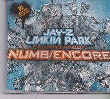 Jay Z Linkin Park-Numb/Encore cd maxi single 2 tracks