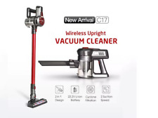 Dibea C17   2 In 1 Vacuum Cleaner Beutelloser Staubsauger  cyclone technology