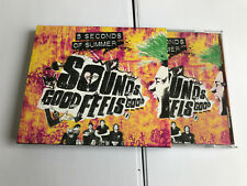5 SECONDS OF SUMMER SOUNDS GOOD FEELS GOOD DELUXE CD ALBUM EX/EX