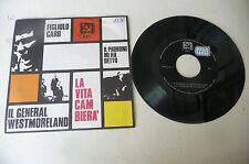 "P.C.I. ""IL GENERALE WESTMORELAND + 3 -disco 7"" 33giri EP  Italy"""