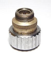 WISI Adattatore HU 21-600, Rohde & Schwarz dezifix su Spinner presa 9.5, 60 ohm