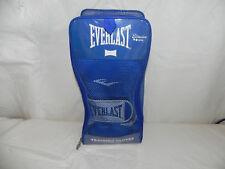 Everlast 2212 Pro Style Training Gloves Blue, 12 oz. - NEW